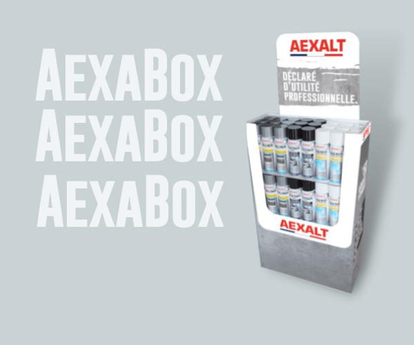 Les offres AexaBox